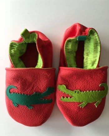 Chausson crocodile