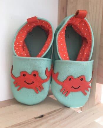 Chausson crabe