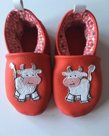 Chausson vache